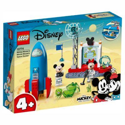 LEGO Disney Mickey and Minnie's Space Rocket Set 10774