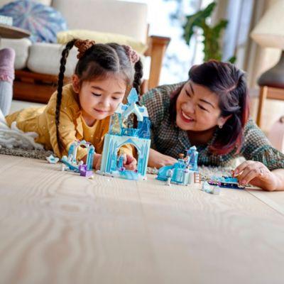 Set 43194 Il Paese dei Ghiacci di Anna ed Elsa Disney LEGO