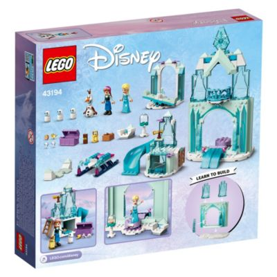 LEGO Disney País de las Maravillas Frozen Anna y Elsa (set 43194)