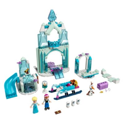 LEGO Disney Anna and Elsa's Frozen Wonderland Set 43194