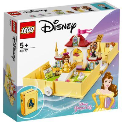 Set 43177 Il libro delle fiabe di Belle LEGO