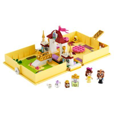 LEGO43177Les aventures de Belle dans un livre de contes
