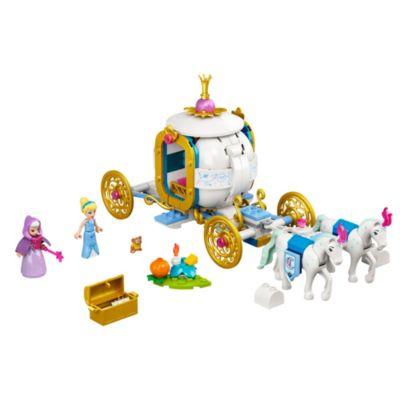 LEGO Disney43192Le carrosse royal de Cendrillon