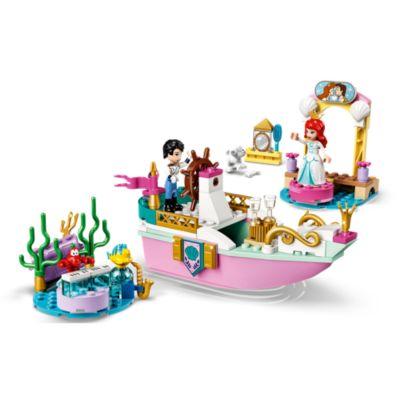 LEGO Disney43191Le bateau de mariage d'Ariel