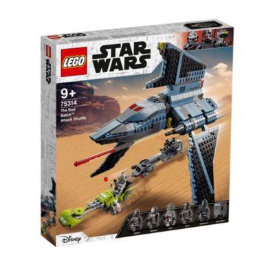 LEGO - Star Wars - The Bad Batch - Angriffs-Shuttle - Set 75314