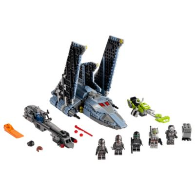 LEGO Star Wars The Bad Batch Attack Shuttle Set 75314