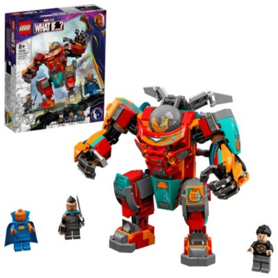 Set 76194 Iron Man sakaariano di Tony Stark What If...? LEGO