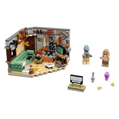 LEGO Marvel76200Le nouvel Asgard de Bro Thor