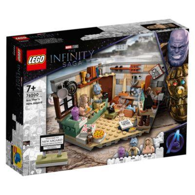 LEGO Marvel nuevo Asgard Bro Thor (set 76200)