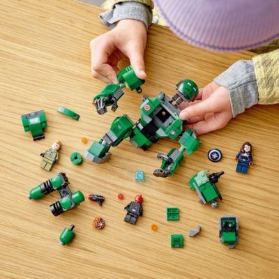 LEGO Marvel76201L'agent Carter et le marcheur d'Hydra