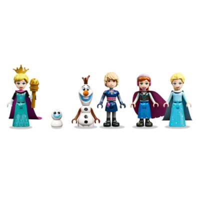Set Disney Il Castello di Ghiaccio Frozen 43197 LEGO