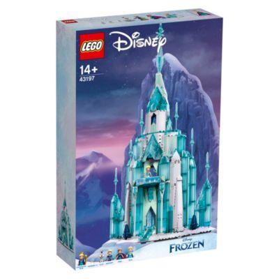 Castillo de Hielo Frozen: El Reino de Hielo, LEGO Disney (set43197)