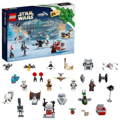 LEGO Star Wars calendario adviento 2021 (set75307)