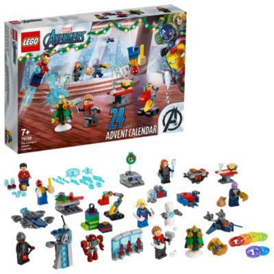 LEGO Los Vengadores calendario adviento 2021 (set76196)
