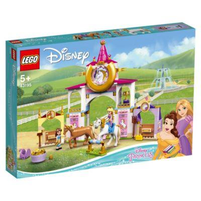 LEGO Disney Princess43195Les écuries royales de Belle et Raiponce