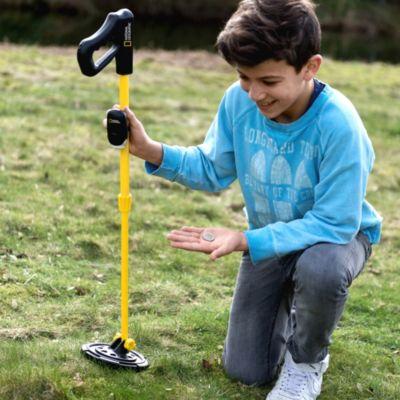 National Geographic Détecteur de métaux pour enfants