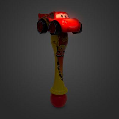 Disney Store Lightning McQueen Light-Up Bubble Wand