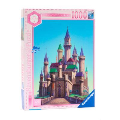 Puzzle 1000 pezzi Castle Collection La Bella Addormentata nel Bosco Disney Ravensburger