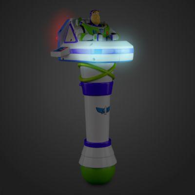Disney Store Baguette magique lumineuse Buzz l'Éclair, Toy Story