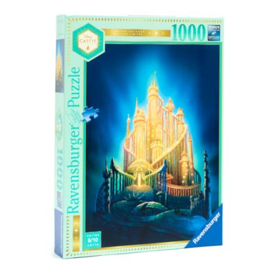 Ravensburger puzle Ariel, colección Castle (1.000piezas)