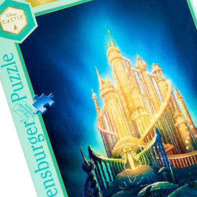 Puzzle 1000 pezzi Castle Collection Ariel Ravensburger