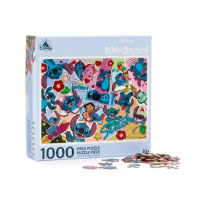 Puzle Stitch, Lilo y Stitch, Disney Store (1.000piezas)