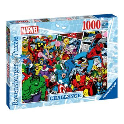 Ravensburger - Marvel Challenge - Puzzle mit 1000 Teilen