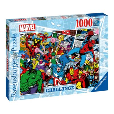 Ravensburger puzle desafío Marvel (1.000piezas)