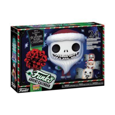 Calendario Avvento Funko Pop! Nightmare Before Christmas