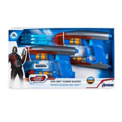 Disney Store Star-Lord Element Blasters, Avengers: Endgame