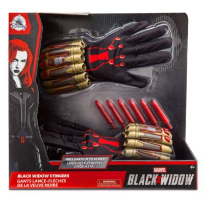 Disney Store Lance-fléchettes Black Widow