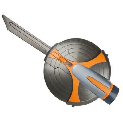 Juguete escudo y espada corte sigiloso, Supervisor, Hasbro
