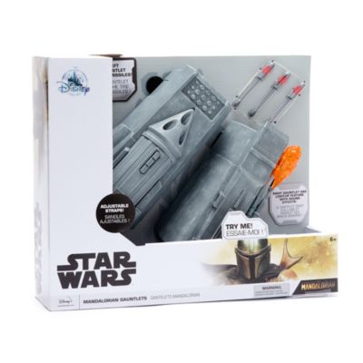 Disney Store Star Wars Mandalorian Gauntlets