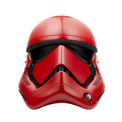 Hasbro Casque électronique deluxe Captain Cardinal, Star Wars: The Black Series