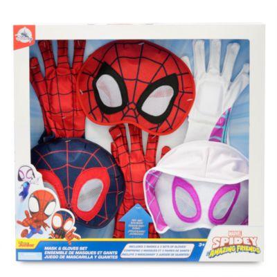Set máscaras y guantes Spidey y su superequipo, Disney Store