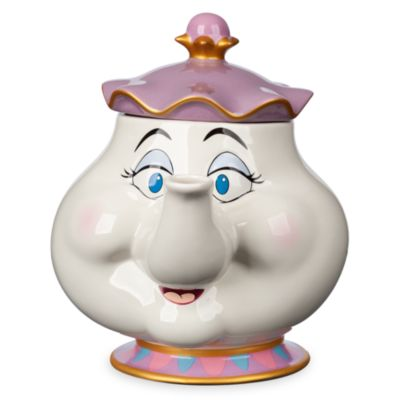 Disney Store - Madame Pottine - Teekanne