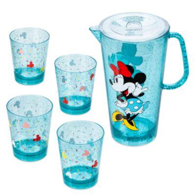 Disney Store Ensemble pichet et tasses Mickey et Minnie, DisneyEats