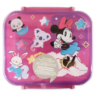 Disney Store Boîte alimentaire Minnie Mouse Mystical