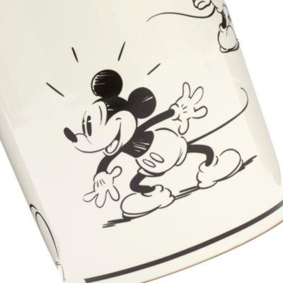 Disney Store Mickey Mouse Signature Utensil Holder