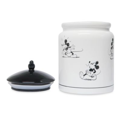 Disney Store Mickey Mouse Signature Cookie Jar