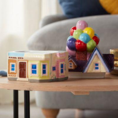 Disney Store Boîte à biscuits Là-Haut