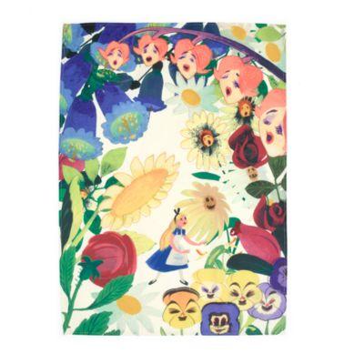 Disney Store Torchon Alice au Pays des Merveilles, édition Mary Blair