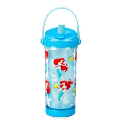 Disney Store - Arielle, die Meerjungfrau - Wasserflasche mit Farbwechsel