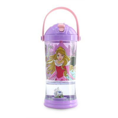 Disney Store Gobelet avec paille Boule à neige Princesses Disney