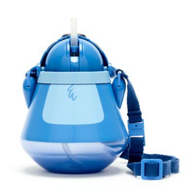 Disney Store Gourde Stitch avec paille rabattable