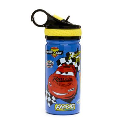 Disney Store Lightning McQueen Water Bottle, Disney Pixar Cars