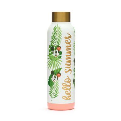 Disney Parks Minnie Mouse Tropical Hideaway Water Bottle
