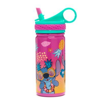 Botella agua acero inoxidable Stitch, Disney Store