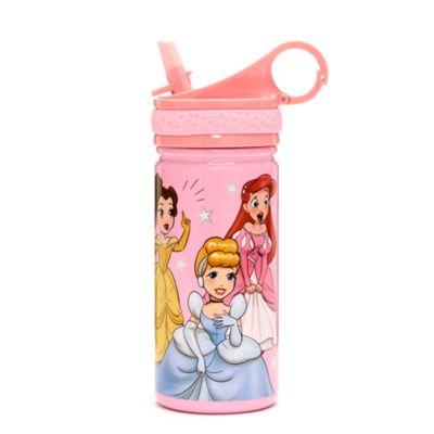 Botella agua acero inoxidable princesas Disney, Disney Store