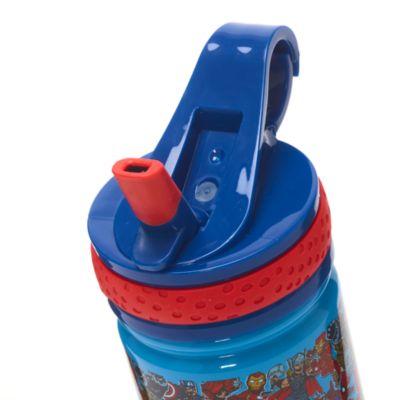Bottiglia per l'acqua in acciaio inox Marvel Super Hero Adventures Disney Store
